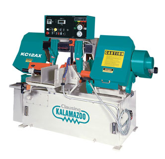 12 inch (305 mm) Fully Automatic Bandsaw