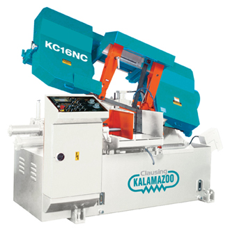 16 inch (400 mm) Fully Automatic Numerically Controlled (NC) Bandsaw