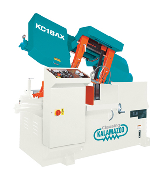 18 inch (305 mm) Fully Automatic Bandsaw