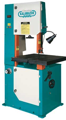"12"" x 20"" Vertical Bandsaw"